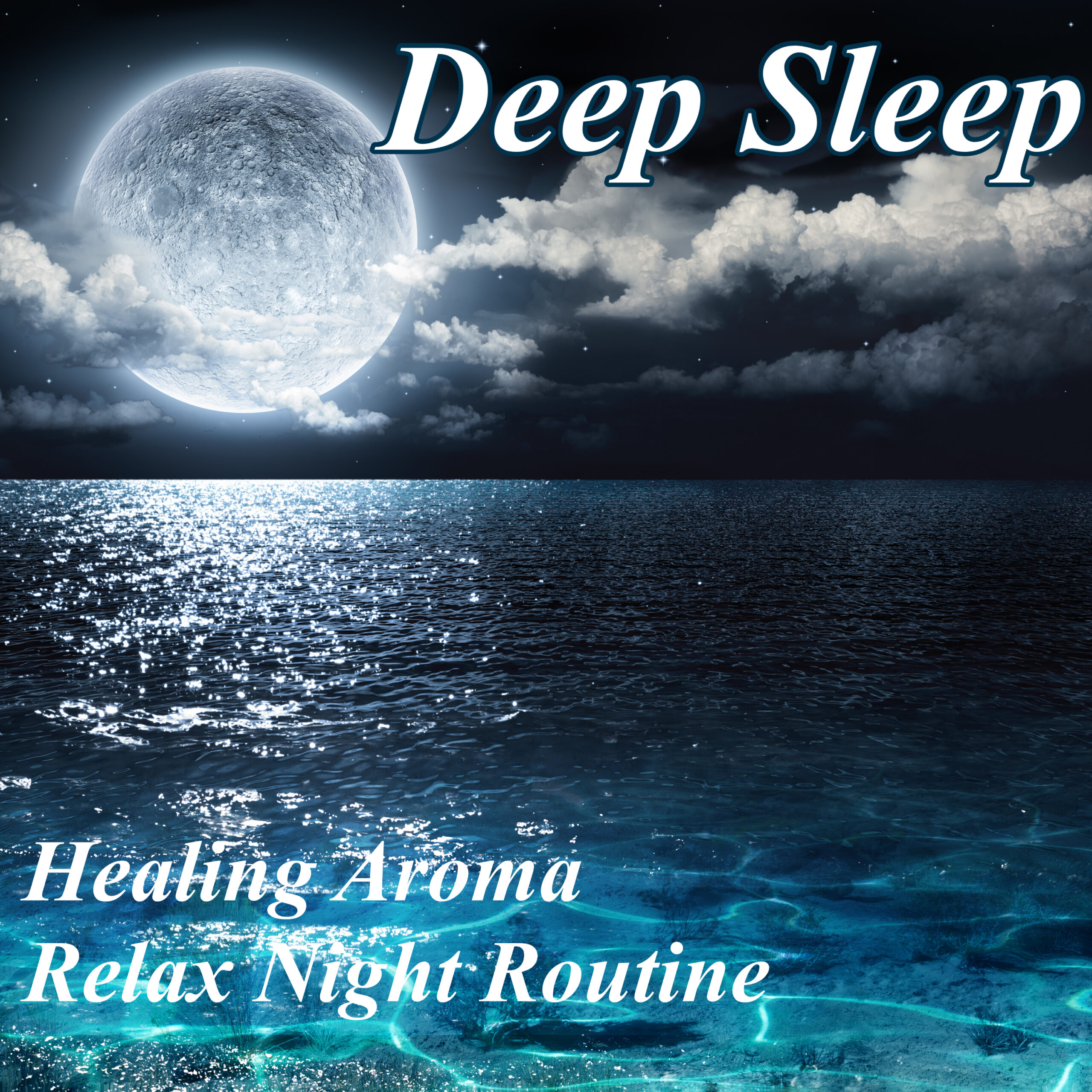 Deep Sleep Healing Aroma Relax Night Routine
